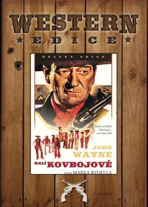 The Cowboys Dvd cover