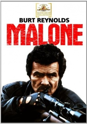 Malone Dvd cover