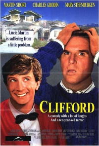 Clifford poster