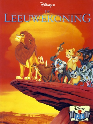 The Lion King 2552x3387