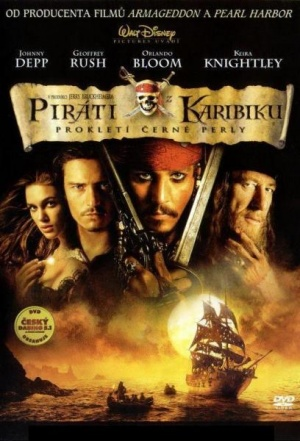 Pirates of the Caribbean: The Curse of the Black Pearl 408x600