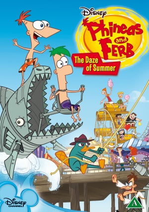 Phineas and Ferb 1548x2196