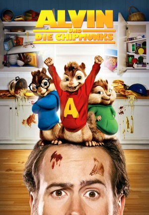 Alvin and the Chipmunks 1681x2415