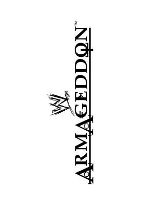 WWE Armageddon 600x800