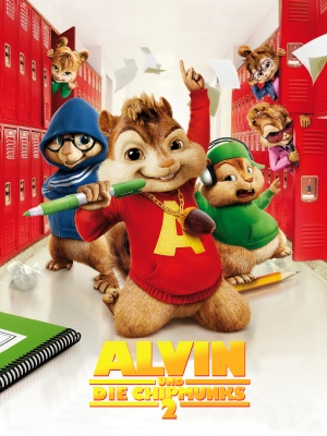 Alvin and the Chipmunks: The Squeakquel 1750x2333