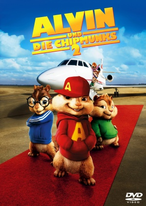 Alvin and the Chipmunks: The Squeakquel 1508x2133