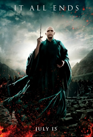 Harry Potter and the Deathly Hallows: Part 2 810x1200