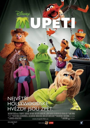 The Muppets 1484x2100