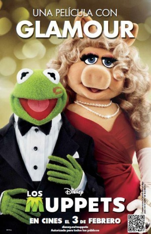The Muppets 402x620