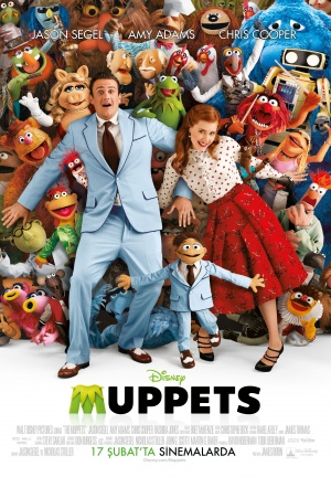 The Muppets 2757x3966