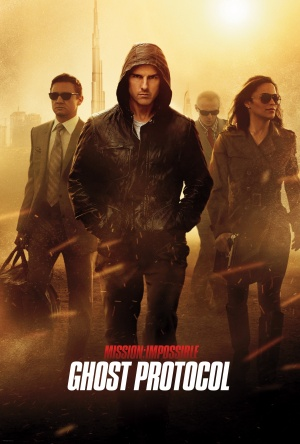 Mission: Impossible - Ghost Protocol 2430x3600
