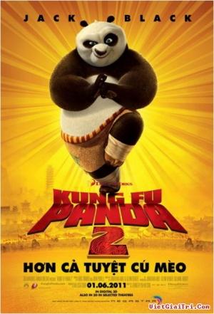 Kung Fu Panda 2 442x650