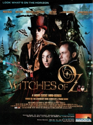 The Witches of Oz 511x687