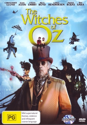 The Witches of Oz 2538x3625