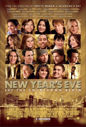 New Year's Eve 601x888