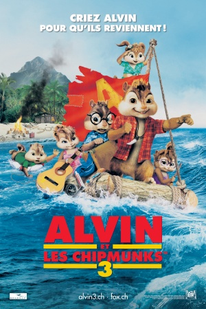 Alvin and the Chipmunks: Chipwrecked 1547x2320