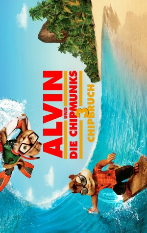 Alvin and the Chipmunks: Chipwrecked 2158x3417