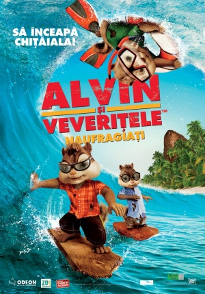 Alvin and the Chipmunks: Chipwrecked 800x1143