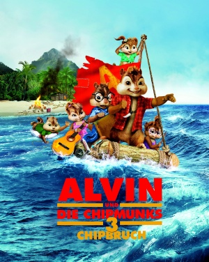 Alvin and the Chipmunks: Chipwrecked 2000x2506
