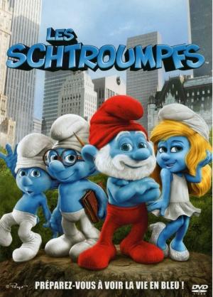 The Smurfs 1535x2141