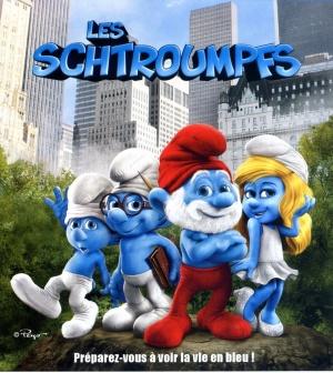 The Smurfs 1509x1689