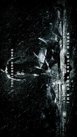 Batman: El caballero de la noche asciende 360x640