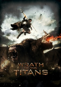 Clash of the Titans 2 poster