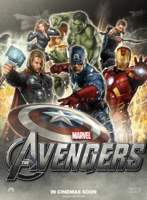 The Avengers 825x1125