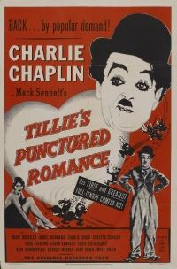 Tillie's Punctured Romance poster
