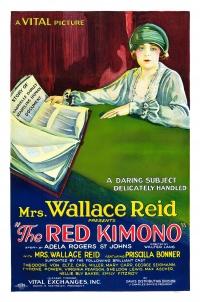The Red Kimona poster