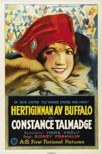 The Duchess of Buffalo poster