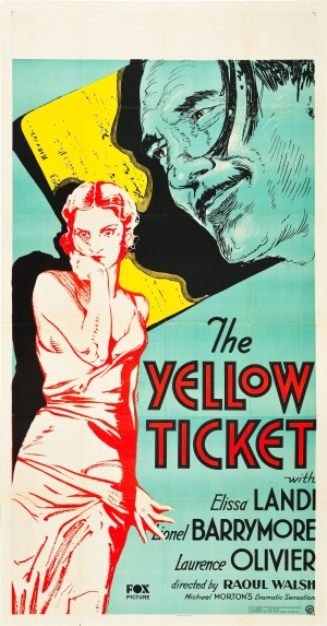 The Yellow Ticket 1571x3000