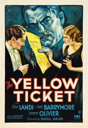 The Yellow Ticket 2056x3000