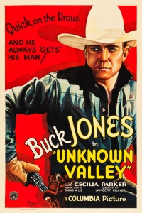 Unknown Valley poster