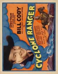 The Cyclone Ranger poster