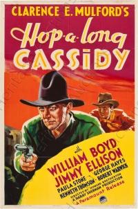Hop-a-Long Cassidy poster
