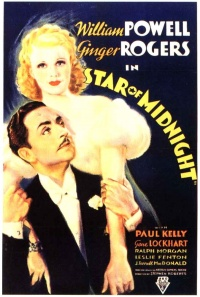 Star of Midnight poster