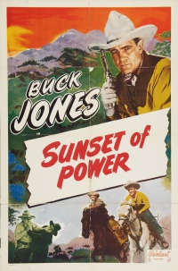 Sunset of Power poster