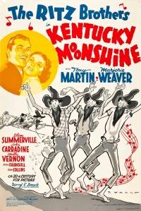Kentucky Moonshine poster