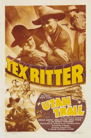 The Utah Trail Poster