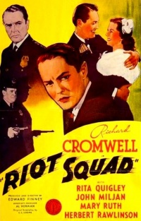 Riot Squad poster