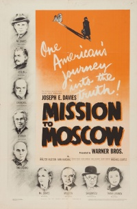 Mission to Moscow poster