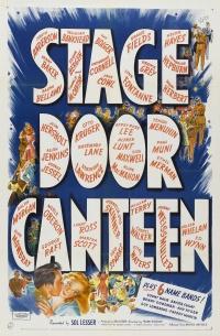 Stage Door Canteen poster