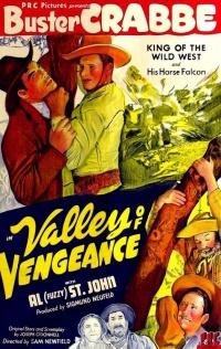 Valley of Vengeance poster