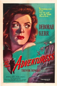 The Adventuress poster