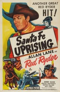 Santa Fe Uprising poster