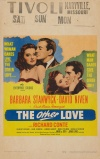 The Other Love Poster