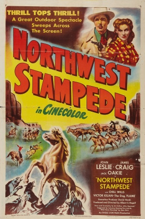 Northwest Stampede ( 1948 )