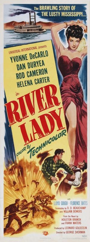 River Lady 1123x3000
