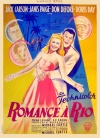 Romance on the High Seas Poster